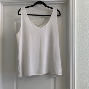 Halogen White Tank